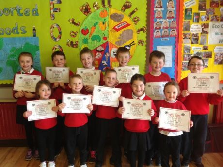 Pupils of the Fortnight